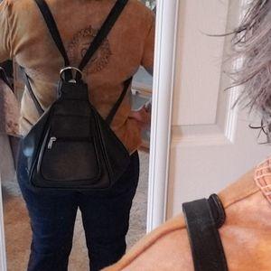 Handbags - Hybrid backpack / shoulder purse  from Costa Rico